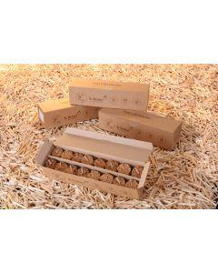 k-lumet Kamin- und Grillanzünder / braune Umverpackung