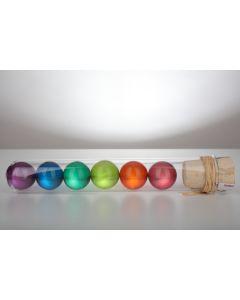 Regenbogen-Edition Badeperlen im Reagenzglas