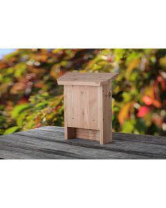 Fledermauskasten aus heimischem Lärchenholz